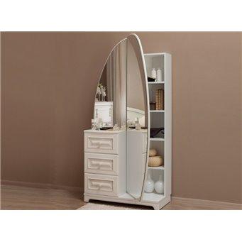 Шкаф комбинированный Белла (зеркало)