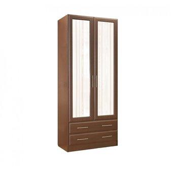 Шкаф 2х-створчатый с ящиками Палермо (Союз-Мебель)