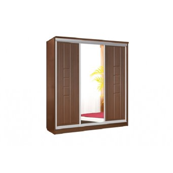 Шкаф-купе 3х-створчатый Палермо (Союз-Мебель)