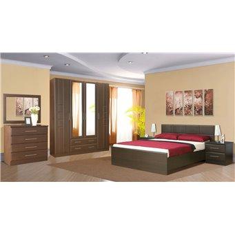 Модульная спальня Палермо (Союз-Мебель)