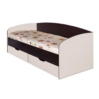 Кровать 0,8 с ящиками №24 Статус