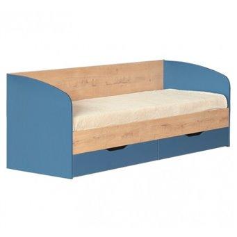 Кровать 0,8 с ящиками №13 Космос