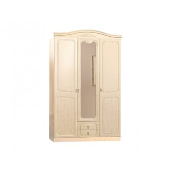 Шкаф 3-х дверный Лира