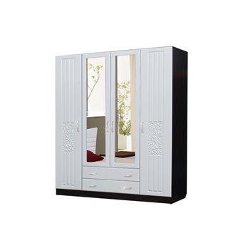 Шкаф 4-х дверный Атлантида