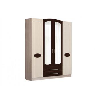 Шкаф 4-х дверный Марта
