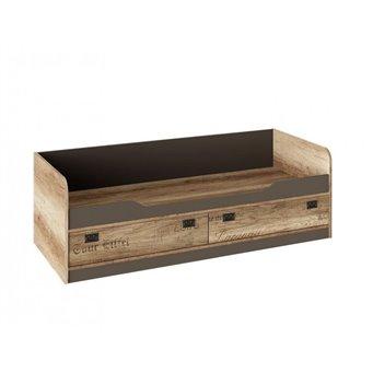 Кровать с ящиками Пилигрим ТД-276.12.01