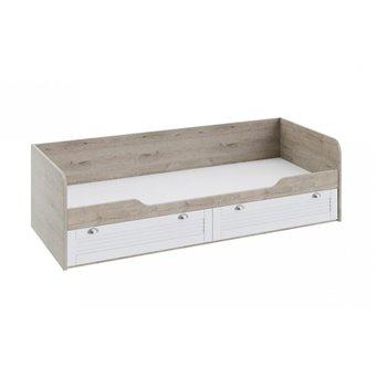 Кровать с 2-мя ящиками Ривьера ТД-241.12.01