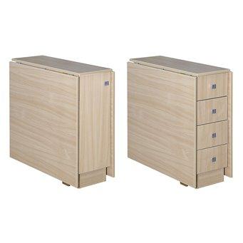 Стол-книжка с ящиками (ЛДСП)