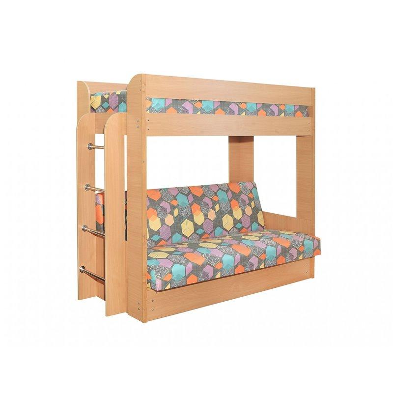кровать двухъярусная с диван-кроватью картинки наши
