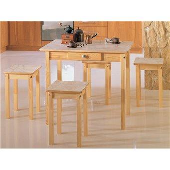 Стол обеденный (840х570х730)