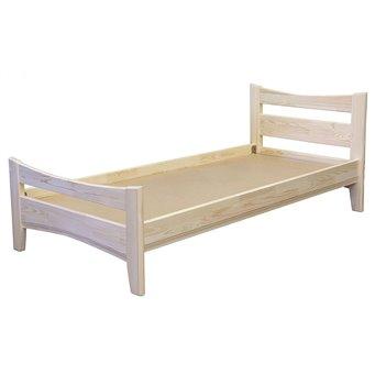 Кровать Массив-3 900/1200/1400/1600/1800 мм