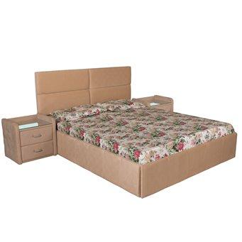 Кровать Сорренто мягкая 90х200 с подъемным механизмом