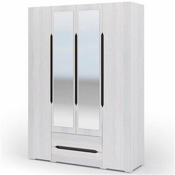 "Шкаф 4х створчатый с ящиками ""Валенсия"" ШК 014"