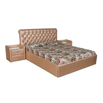 Кровать Италия-21 200х200 с подъемным механизмом