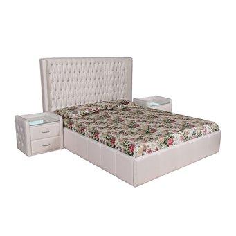 Кровать Италия-24 200х200 с подъемным механизмом
