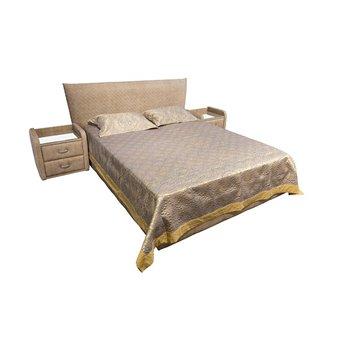 Кровать Италия-26 200х200 с подъемным механизмом