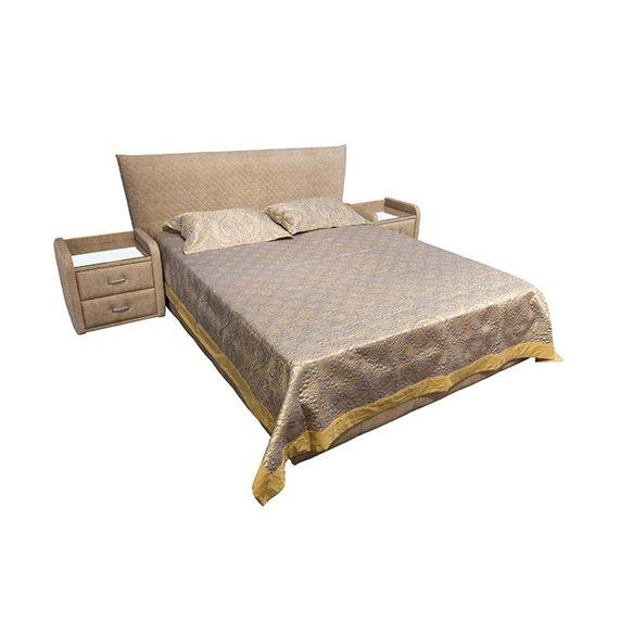 Кровать Италия-26 140х200
