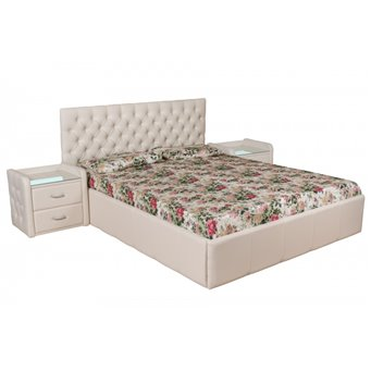 Кровать Италия-1 (Улучшенная) 200х200