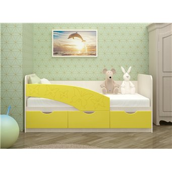 Кровать Бабочки 1,6*0,8м