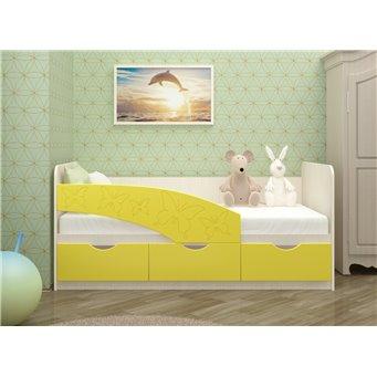Кровать Бабочки 2,0*0,8м