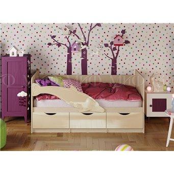 Кровать Дельфин №1 1,6*0,8м