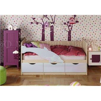 Кровать Дельфин №1 2,0*0,8м