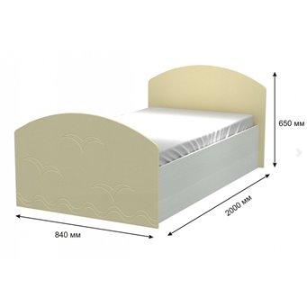 Юниор-2 Кровать