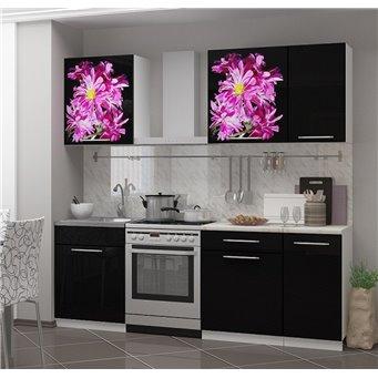Кухня фотопечать Астра 1,4м