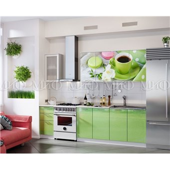 Кухня фотопечать Десерт 2,0м