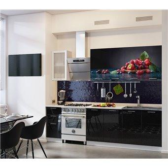Кухня фотопечать Ягоды 2,0м