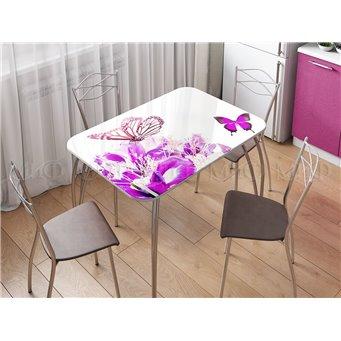 Стол кухонный прямоугольный  1000*670
