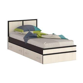 Детская кровать с ящиками Сакура
