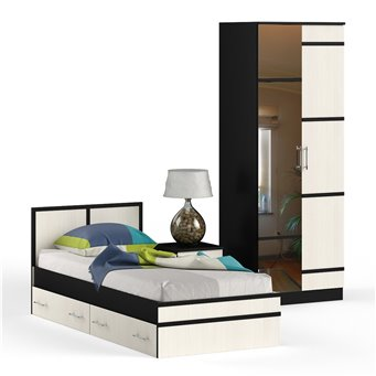 Спальный гарнитур Сакура 2