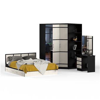 Спальный гарнитур Сакура 3