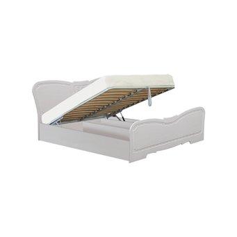 Кровать №1 с подъемным механизмом Тиффани 1400 мм