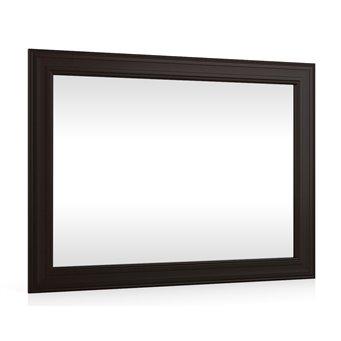 Зеркало подвесное в раме МДФ С-МД-Зеркало венге