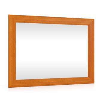 Зеркало подвесное в раме МДФ С-МД-Зеркало вишня