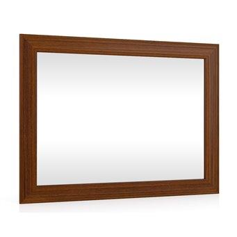 Зеркало подвесное в раме МДФ С-МД-Зеркало орех