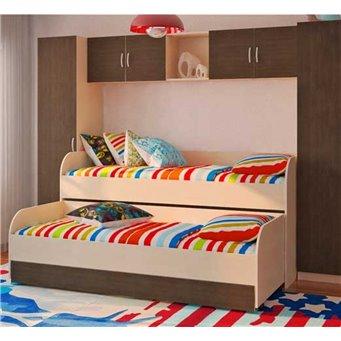 Мийа 2 Кровать 2-х уровневая