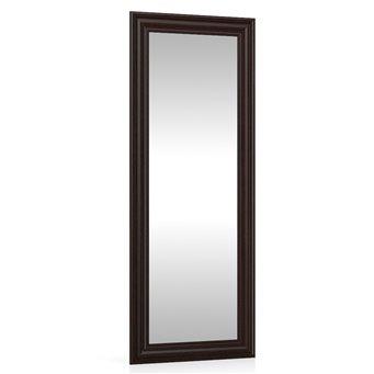 Пэ Пять Зеркало в раме, венге, можно вешать горизонтально или вертикально
