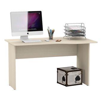 Стол письменный МД 1.04, дуб, универсальная сборка