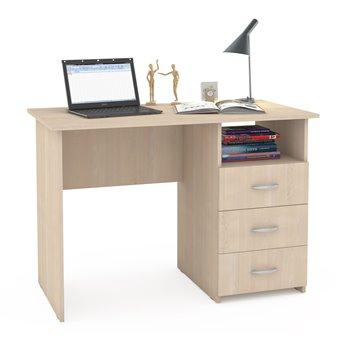 Компьютерный стол Комфорт 10 СК дуб паллада