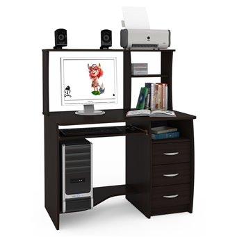 Компьютерный стол Комфорт 4 СК венге магия