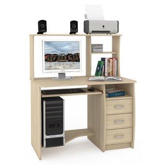 Компьютерный стол Комфорт 4 СК дуб сонома