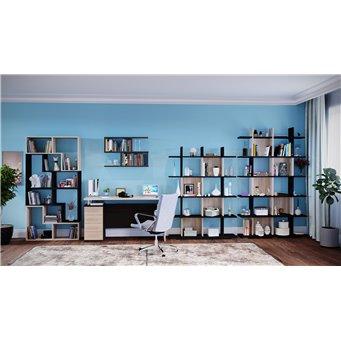 Набор мебели Сокол № 1 венге/белёный дуб