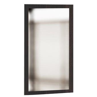 Панель с зеркалом ПЗ-3 дуб венге