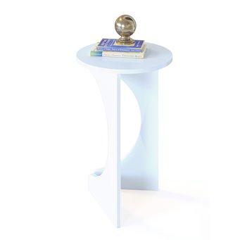 Журнальный столик ССЖ-7 белый