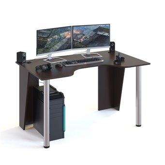 Игровой компьютерный стол КСТ-18 венге