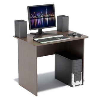 Стол компьютерный СПМ-01 дуб венге