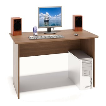 Компьютерный стол СПМ-02 ноче экко